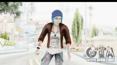 Life Is Stange Episode 3 - Chloe Jacket para GTA San Andreas