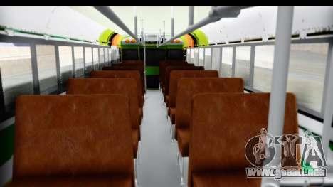 Ruta 135 para visión interna GTA San Andreas
