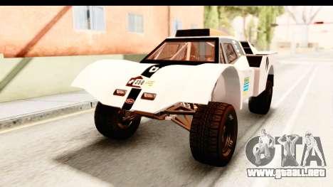 GTA 5 Desert Raid IVF PJ para vista inferior GTA San Andreas