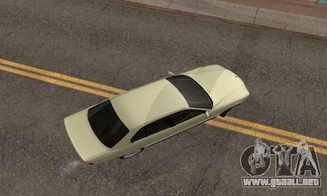 BMW 730 para visión interna GTA San Andreas