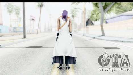 Bleach - Tosen para GTA San Andreas tercera pantalla