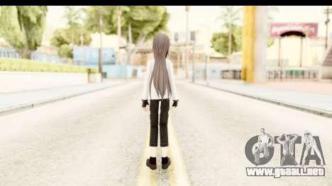 Sword Art Online II - Kirito para GTA San Andreas tercera pantalla