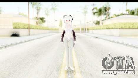 Yowane Haku para GTA San Andreas segunda pantalla