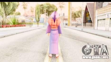 Kamiya v2 para GTA San Andreas tercera pantalla