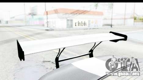 GTA 5 Bravado Banshee 900R Carbon Mip Map IVF para vista lateral GTA San Andreas