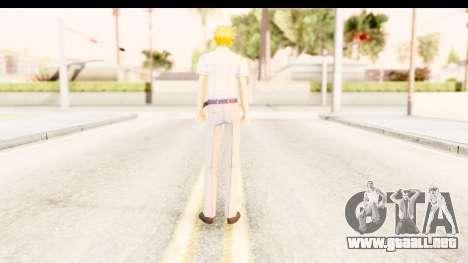 Bleach - Ichigo U para GTA San Andreas tercera pantalla