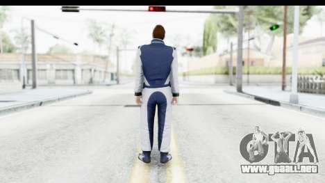 GTA 5 Online Cunning Stunts Skin 4 para GTA San Andreas tercera pantalla