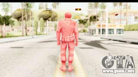 ArmyMen: Serge Heroes 2 - Man v3 para GTA San Andreas tercera pantalla