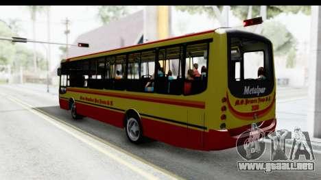 Metalpar Tronador 2 Puertas Linea 324 para GTA San Andreas left