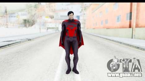 Injustice Gods Among - Superman Earth 2 para GTA San Andreas segunda pantalla