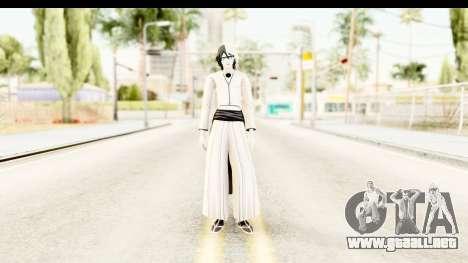 Bleach - Ulquiorra para GTA San Andreas segunda pantalla