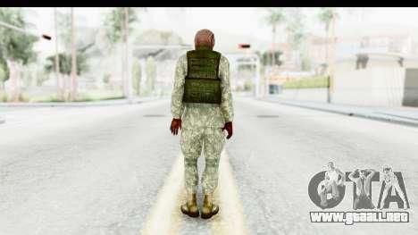 Global Warfare Arab para GTA San Andreas tercera pantalla