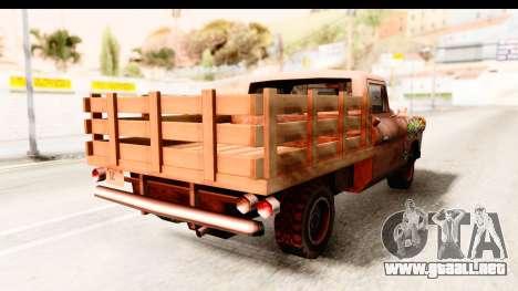 Walton Sticker Bomb para GTA San Andreas left
