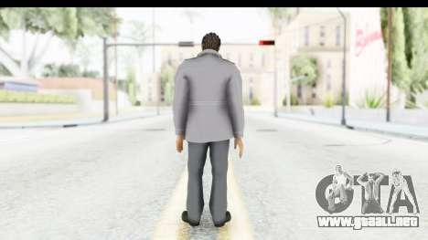 Yakuza 5 Kazuma Kiryu Fukuoka para GTA San Andreas tercera pantalla