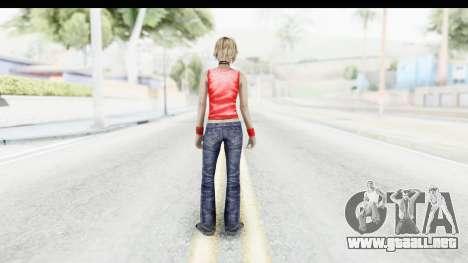 Silent Hill 3 - Heather Sporty Red Duff Beer para GTA San Andreas tercera pantalla