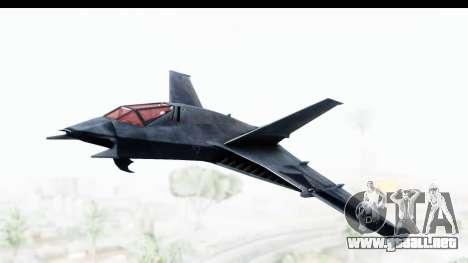 Batman Arkham Origins - Batwing para GTA San Andreas