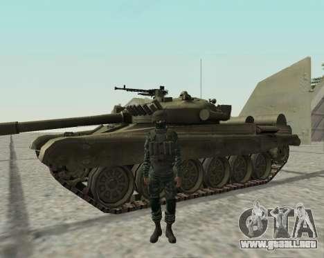 Pak combatientes de aire para GTA San Andreas undécima de pantalla