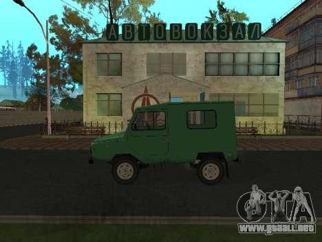 LuAZ 969М v2 para GTA San Andreas left