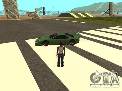 Cars spawn para GTA San Andreas sucesivamente de pantalla