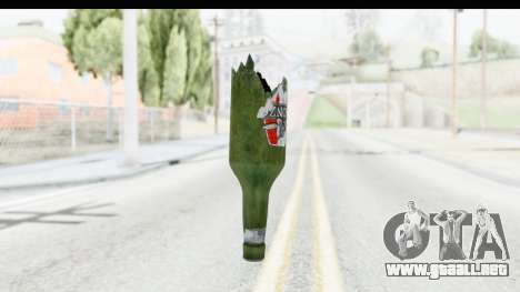 GTA 5 Broken Bottle para GTA San Andreas