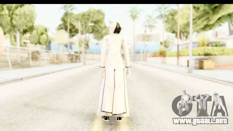 Bleach - Ulquiorra para GTA San Andreas tercera pantalla