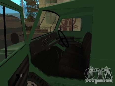 LuAZ 969М v2 para la visión correcta GTA San Andreas