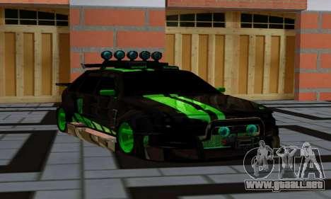 VAZ 2114 DTM para GTA San Andreas