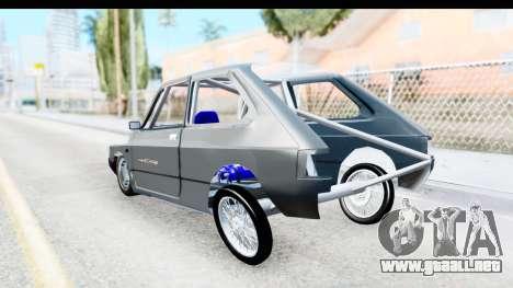 Fiat 147 para GTA San Andreas left