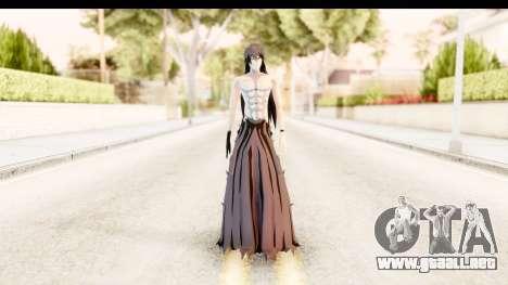 Bleach - Ichigo MF para GTA San Andreas segunda pantalla