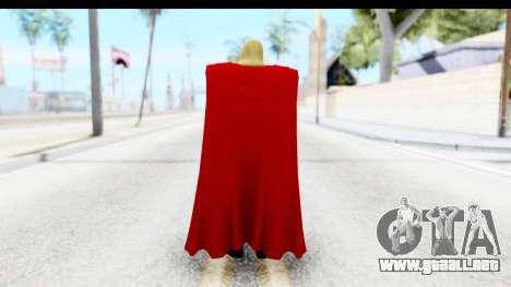 Marvel Heroes - Thor (The Avengers) para GTA San Andreas tercera pantalla
