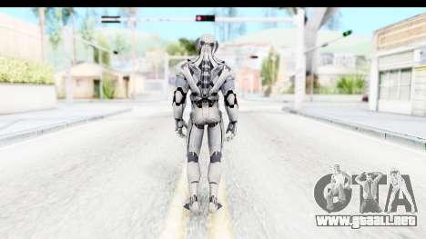 Marvel Heroes - Ultron Uncanny Avengers para GTA San Andreas tercera pantalla
