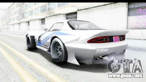 GTA 5 Bravado Banshee 900R Carbon Mip Map para el motor de GTA San Andreas
