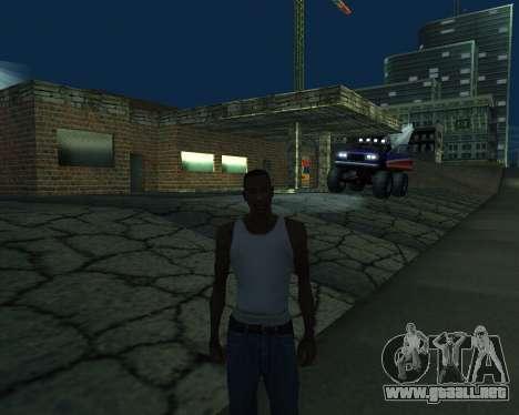 Garaje nuevo Armenia para GTA San Andreas séptima pantalla