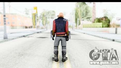 Deadshot (Will Smith) para GTA San Andreas tercera pantalla