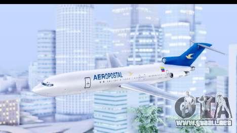 Boeing 727-200 Aeropostal para GTA San Andreas