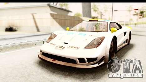 GTA 5 Progen Tyrus IVF para las ruedas de GTA San Andreas