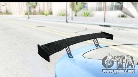 GTA 5 Ocelot Lynx IVF PJ para visión interna GTA San Andreas