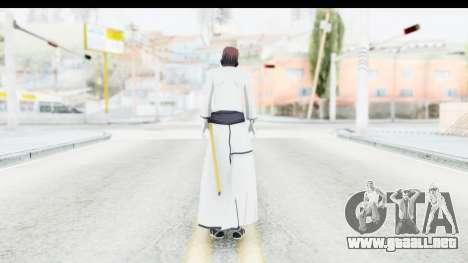 Bleach - Stark para GTA San Andreas tercera pantalla