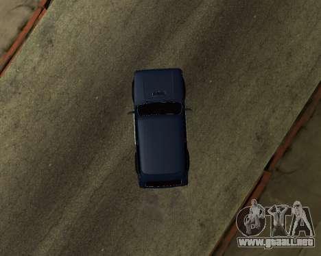 Niva 2121 Armenian para visión interna GTA San Andreas