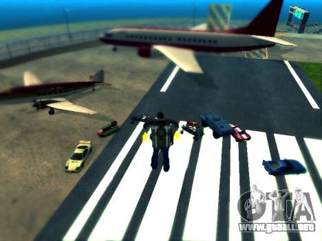 Cars spawn para GTA San Andreas
