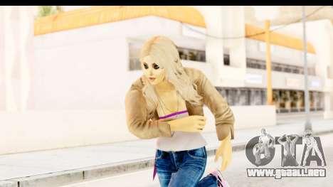 Girl from 90s para GTA San Andreas
