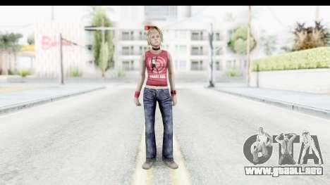 Silent Hill 3 - Heather Sporty Red Silent Hill para GTA San Andreas segunda pantalla