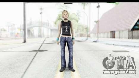 Silent Hill 3 - Heather Sporty The Darth Father para GTA San Andreas segunda pantalla