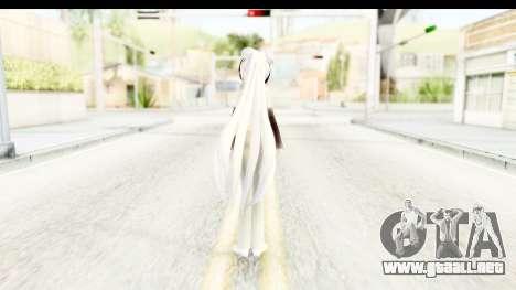 Yowane Haku para GTA San Andreas tercera pantalla