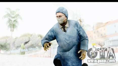 Silent Hill Downpour - Doctor para GTA San Andreas