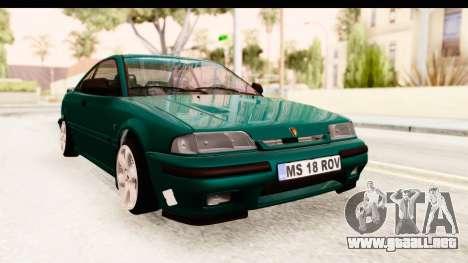 Rover 220 para GTA San Andreas