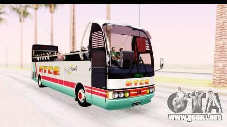 Bus Tours Dic Megadic 4x2 ETCE para la visión correcta GTA San Andreas