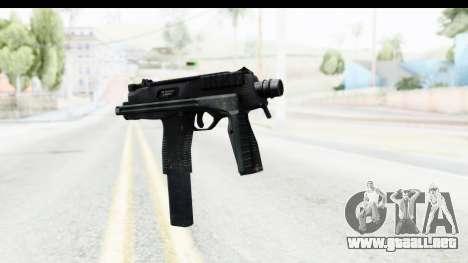 Brujas & Thomet MP9 para GTA San Andreas