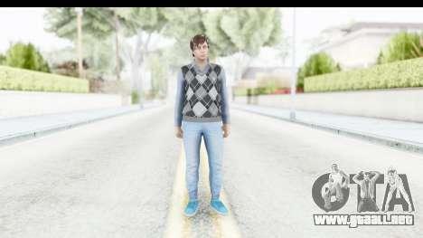 GTA 5 DLC Finance and Felony Skin para GTA San Andreas segunda pantalla
