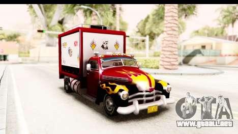 GMC 4100 1950 para GTA San Andreas